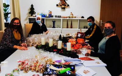 Weihnachtsgeschenke für Senioren